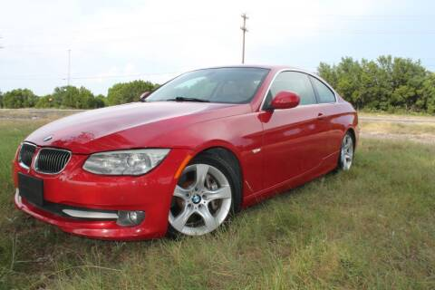 2013 BMW 3 Series for sale at Elite Car Care & Sales in Spicewood TX