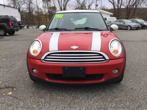 2008 MINI Cooper for sale at Techno Motors in Danbury CT