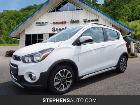 2020 Chevrolet Spark for sale at Stephens Auto Center of Beckley in Beckley WV