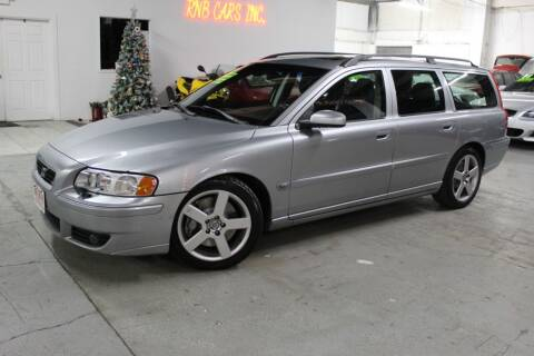 2006 Volvo V70 R for sale at R n B Cars Inc. in Denver CO