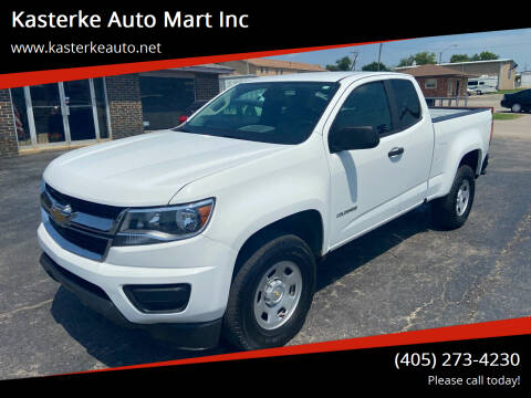 2019 Chevrolet Colorado for sale at Kasterke Auto Mart Inc in Shawnee OK