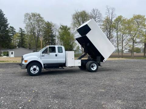 2008 Ford F-750 Super Duty for sale at MOES AUTO SALES in Spiceland IN