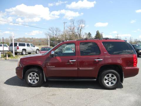 2008 GMC Yukon for sale at All Cars and Trucks in Buena NJ