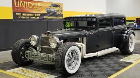1930 Nash 400 SERIES for sale at UNIQUE SPECIALTY & CLASSICS in Mankato MN