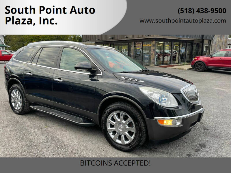 2011 Buick Enclave for sale at South Point Auto Plaza, Inc. in Albany NY