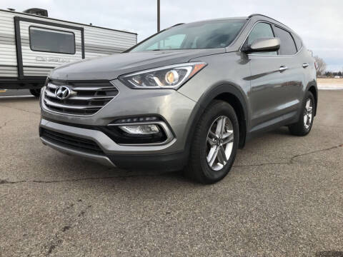2017 Hyundai Santa Fe Sport for sale at Right Price Auto in Idaho Falls ID