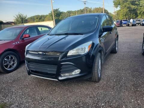2014 Ford Escape for sale at ASAP AUTO SALES in Muskegon MI