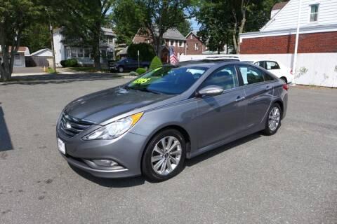 2014 Hyundai Sonata for sale at FBN Auto Sales & Service in Highland Park NJ