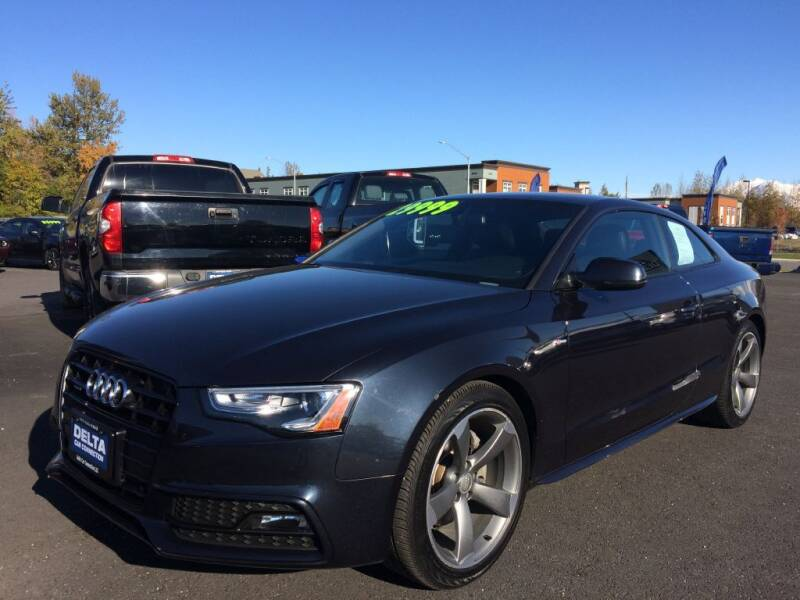 2015 Audi A5 for sale at Delta Car Connection LLC in Anchorage AK