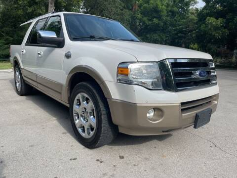 2014 Ford Expedition EL for sale at Thornhill Motor Company in Lake Worth TX