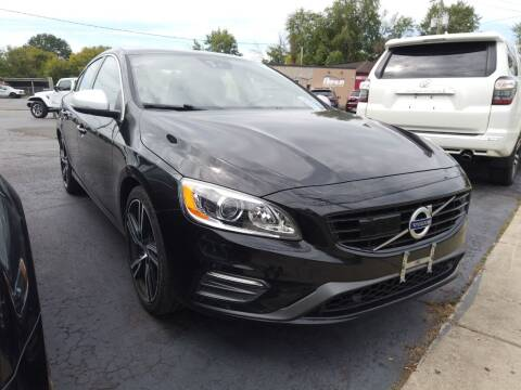 2018 Volvo S60 for sale at RS Motors in Falconer NY
