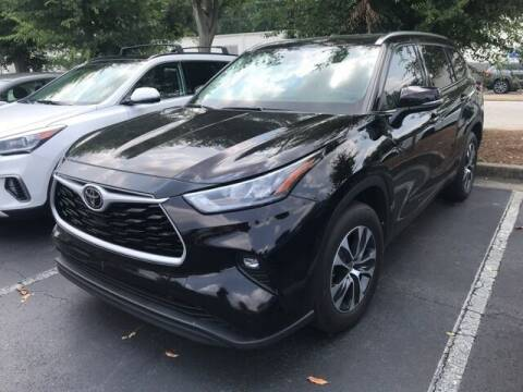 2020 Toyota Highlander for sale at Southern Auto Solutions-Jim Ellis Hyundai in Marietta GA