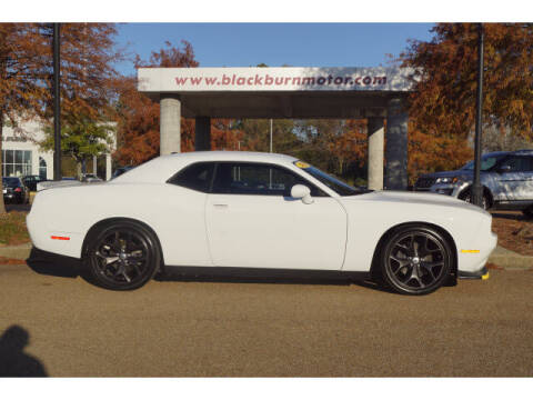 2019 Dodge Challenger for sale at BLACKBURN MOTOR CO in Vicksburg MS