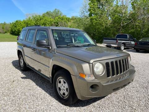 2008 Jeep Patriot for sale at 64 Auto Sales in Georgetown IN
