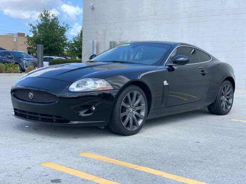 2008 Jaguar XK-Series for sale at Santos Autos in Bradenton FL