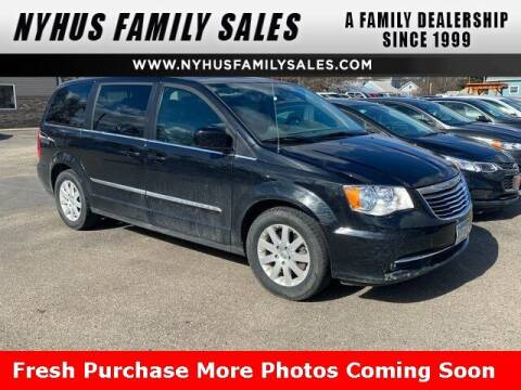 2016 Chrysler Town and Country for sale at Nyhus Family Sales in Perham MN