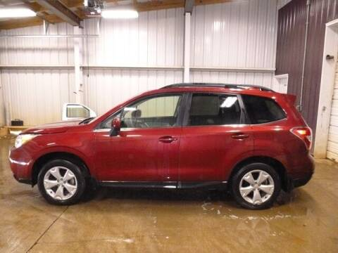 2016 Subaru Forester for sale at East Coast Auto Source Inc. in Bedford VA
