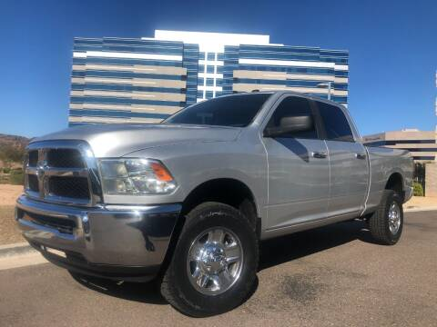 2014 RAM Ram Pickup 2500 for sale at Day & Night Truck Sales in Tempe AZ