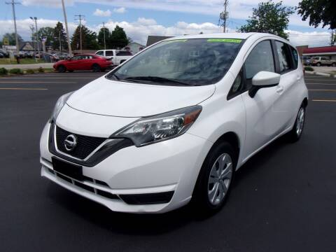 2017 Nissan Versa Note for sale at Ideal Auto Sales, Inc. in Waukesha WI