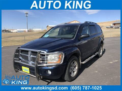 2006 Dodge Durango for sale at Auto King in Rapid City SD