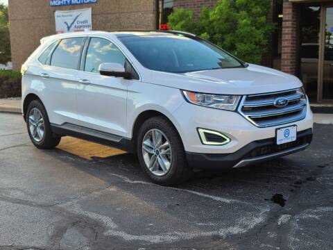 2015 Ford Edge for sale at Mighty Motors in Adrian MI
