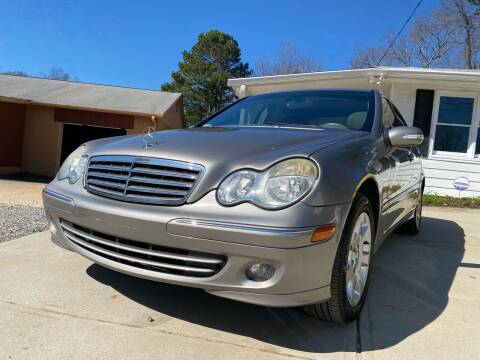 2006 Mercedes-Benz C-Class for sale at Efficiency Auto Buyers in Milton GA