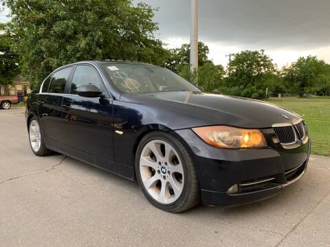 2008 BMW 3 Series for sale at C.J. AUTO SALES llc. in San Antonio TX