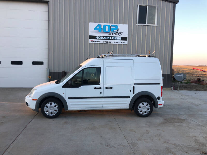 2013 Ford Transit Connect for sale at 402 Autos in Lindsay NE
