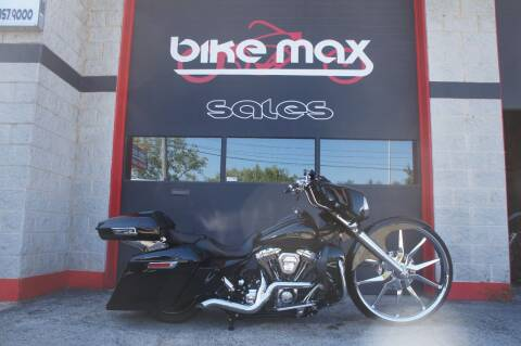 2014 Harley-Davidson Street Glide Special for sale at BIKEMAX, LLC in Palos Hills IL