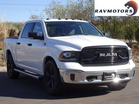 2015 RAM Ram Pickup 1500 for sale at RAVMOTORS in Burnsville MN