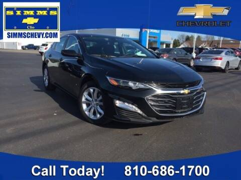 2020 Chevrolet Malibu for sale at Aaron Adams @ Simms Chevrolet in Clio MI