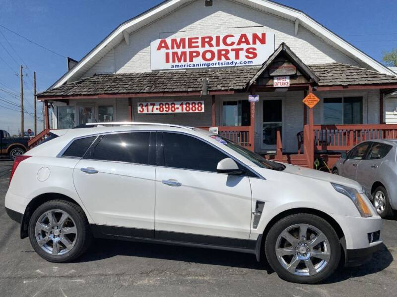 2010 Cadillac SRX for sale at American Imports INC in Indianapolis IN