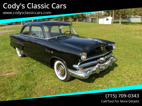 1953 Ford Mainline for sale at Cody's Classic Cars in Stanley WI