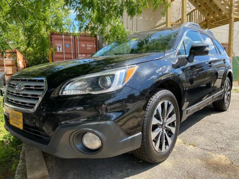 2017 Subaru Outback for sale at NORTHEAST IMPORTS LLC in South Portland ME
