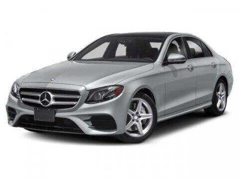 2017 Mercedes-Benz E-Class for sale at BILLY D SELLS CARS! in Temecula CA