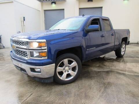 2014 Chevrolet Silverado 1500 for sale at Easy Deal Auto Brokers in Hollywood FL