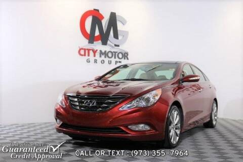 2012 Hyundai Sonata for sale at City Motor Group, Inc. in Wanaque NJ