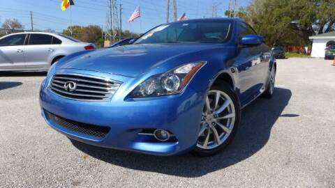 2012 Infiniti G37 Convertible for sale at Das Autohaus Quality Used Cars in Clearwater FL
