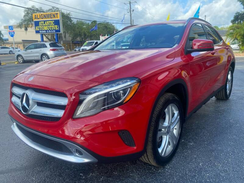 2015 Mercedes-Benz GLA for sale at RoMicco Cars and Trucks in Tampa FL