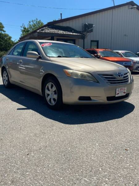 2007 Toyota Camry for sale at El Rancho Auto Sales in Des Moines IA