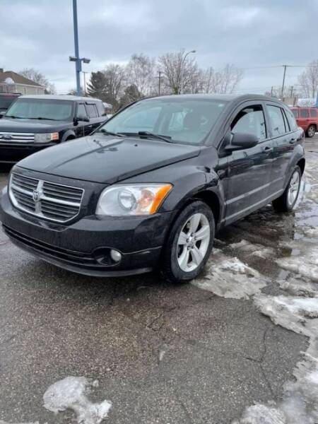 2012 Dodge Caliber for sale at R&R Car Company in Mount Clemens MI