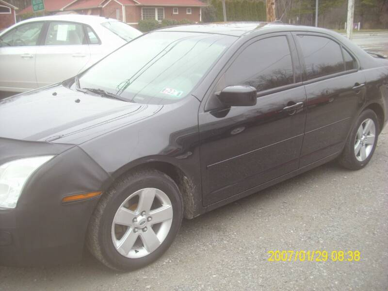 2009 Ford Fusion for sale at Motors 46 in Belvidere NJ