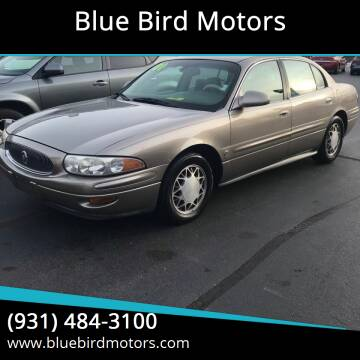 2001 Buick LeSabre for sale at Blue Bird Motors in Crossville TN