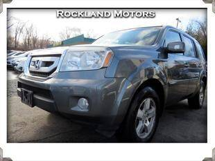 2011 Honda Pilot for sale at Rockland Automall - Rockland Motors in West Nyack NY