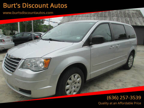 2009 Chrysler Town and Country for sale at Burt's Discount Autos in Pacific MO