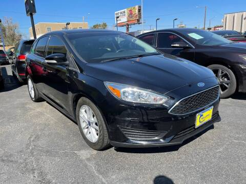 2017 Ford Focus for sale at New Wave Auto Brokers & Sales in Denver CO