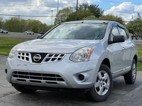 2013 Nissan Rogue for sale at MAGIC AUTO SALES in Little Ferry NJ