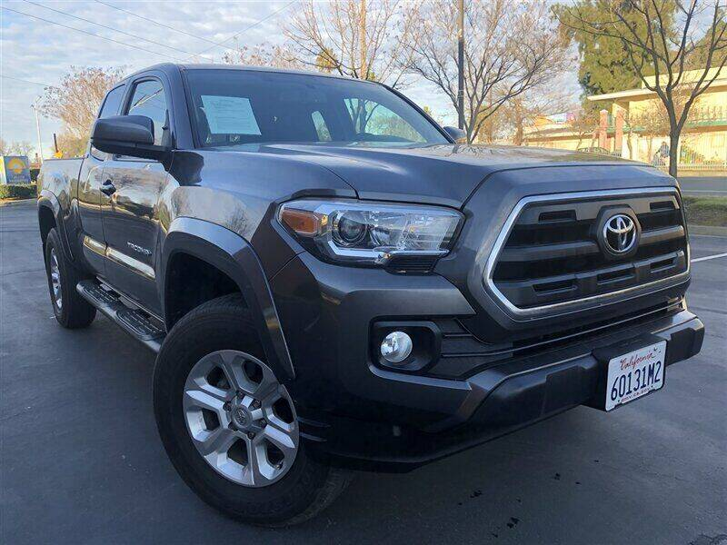 2016 Toyota Tacoma for sale at Stunning Auto in Sacramento CA