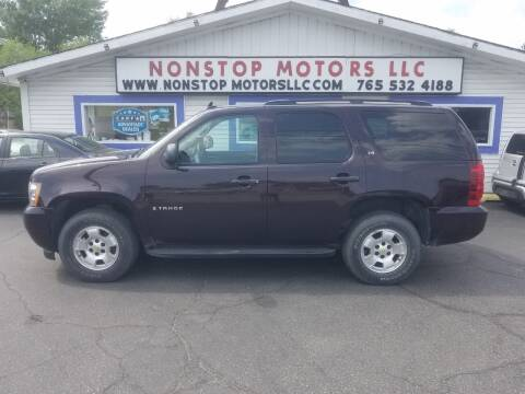 2009 Chevrolet Tahoe for sale at Nonstop Motors in Indianapolis IN