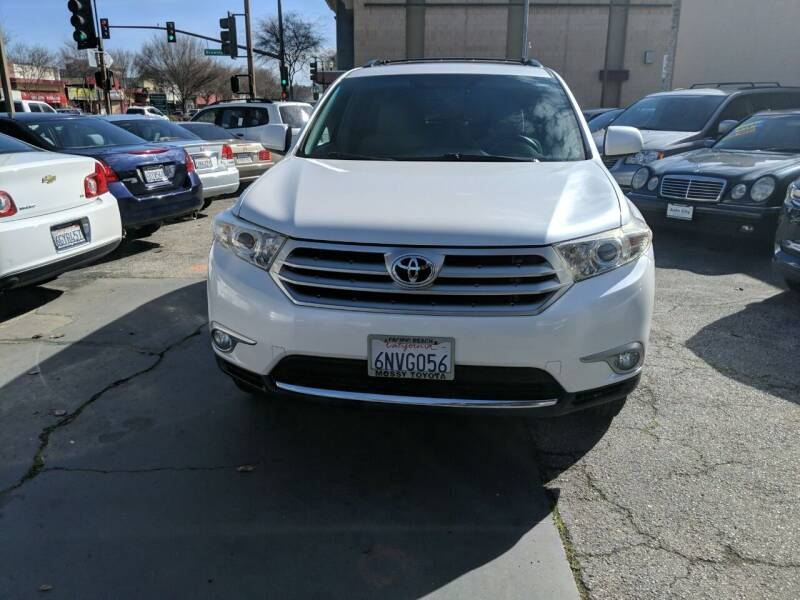 2011 Toyota Highlander for sale at Auto City in Redwood City CA